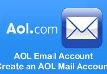 AOl mail server setup And Advance feature of aol mail