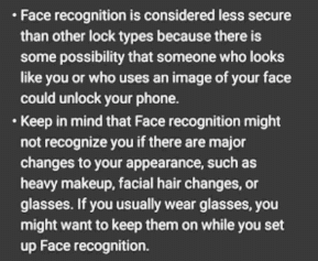 Samsung Face recognition Hacked