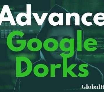 Google Dorks 2019