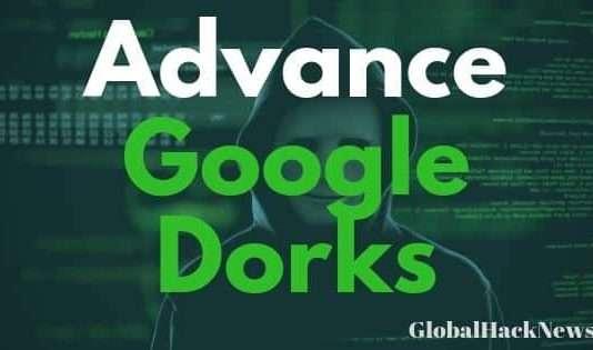 Advance Google Dorks 2019 to Find vulnerable websites and