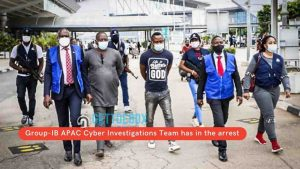 Interpol Arrests 3 Nigerian BEC